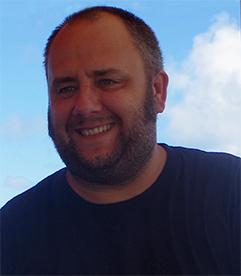 Vincent Vantrepotte - CNRS Guyane